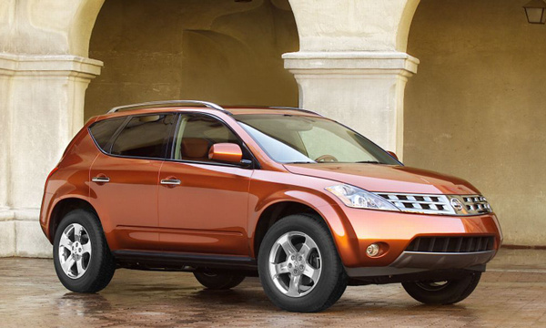 Picture of 2007 Nissan Murano