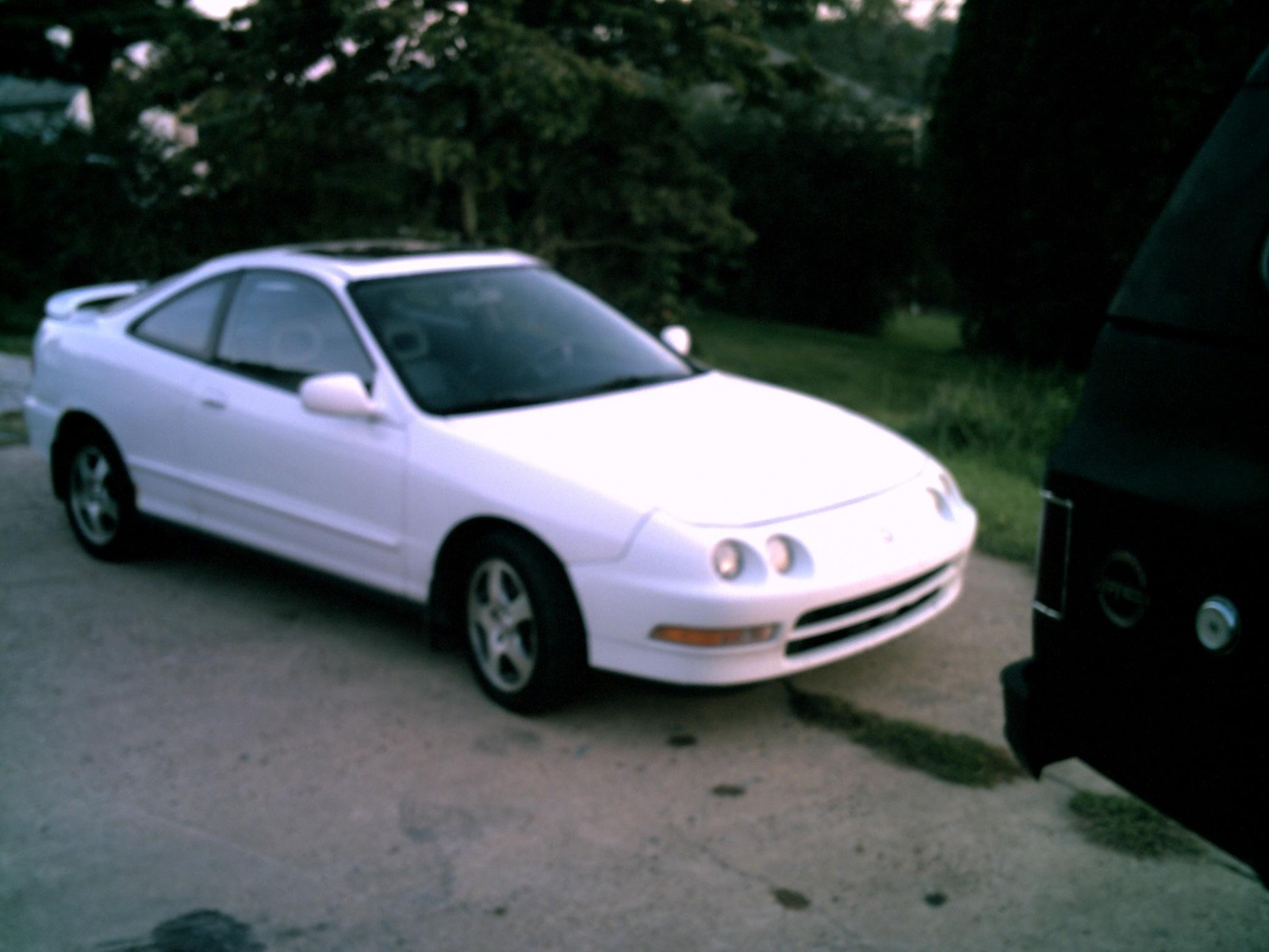 Acura Integra Dr Special Edition Hatchback Pic