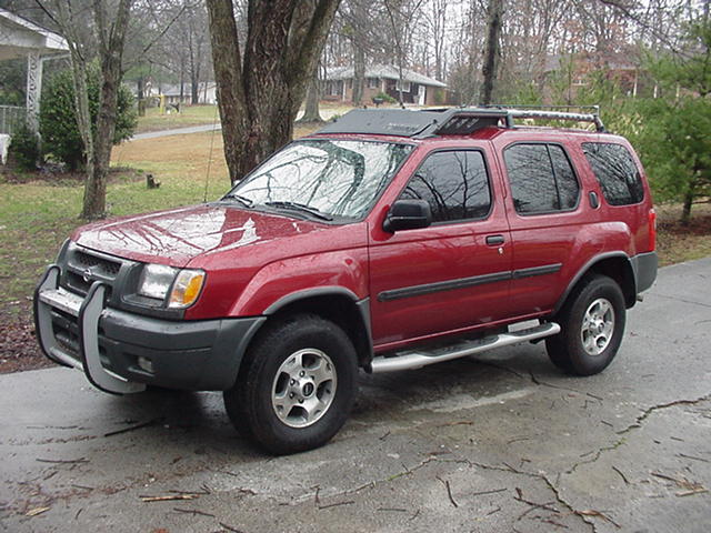 2001 Nissan Xterra XE V6 4WD picture