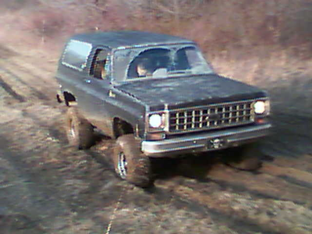 Picture of 1978 Chevrolet Blazer, exterior