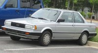Picture of 1990 Nissan Sentra STD Coupe, exterior, gallery_worthy