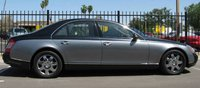 Picture of 2004 Maybach 57 4 Dr Turbo Sedan, exterior, gallery_worthy