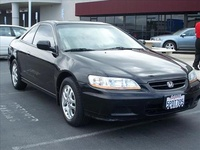 2000 Honda Accord Overview