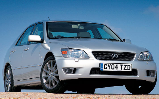 Picture of 2003 Lexus IS 200t