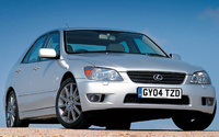 2003 Lexus IS 200 Overview