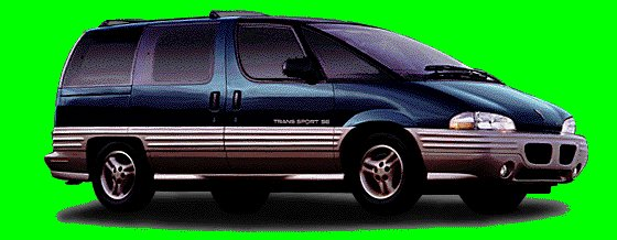 Picture of 1996 Pontiac Trans Sport