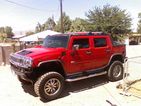 2005 Hummer H2 SUT picture, exterior