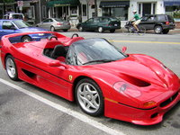 Picture of 1997 Ferrari F50, exterior