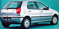 1996 FIAT Palio Overview