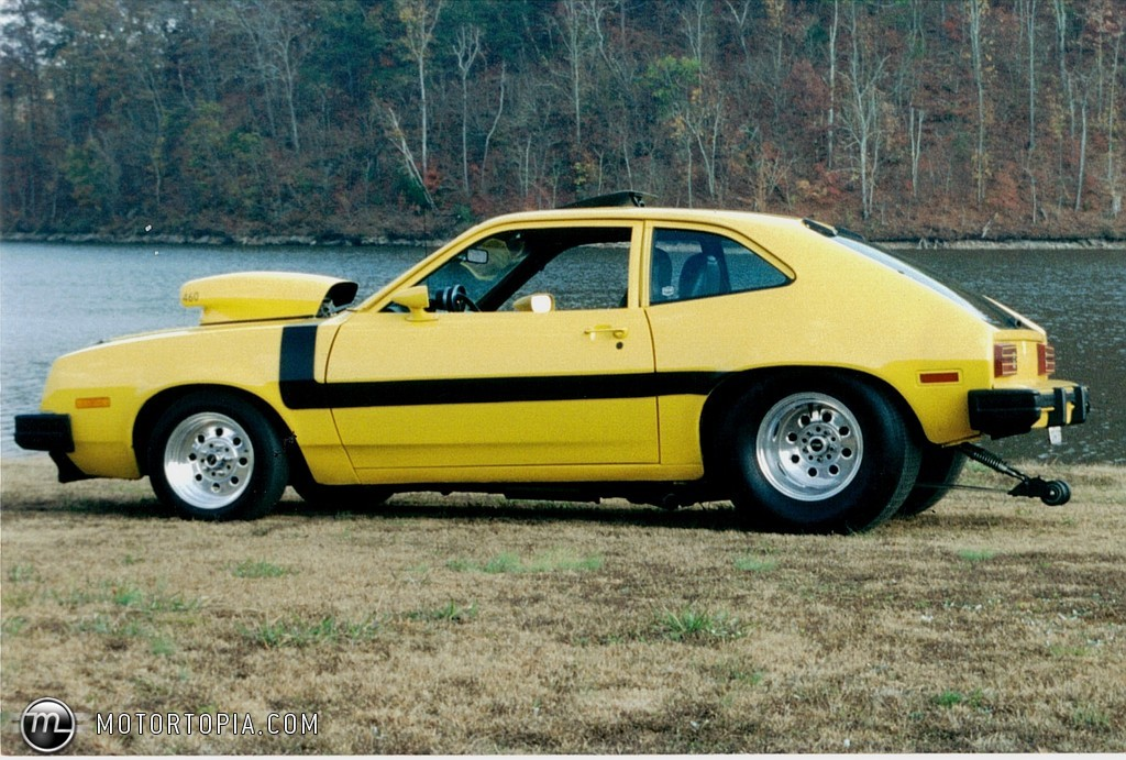 1980 Ford Pinto - Overview - CarGurus