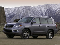 Picture of 2008 Lexus LX 570 Base, exterior