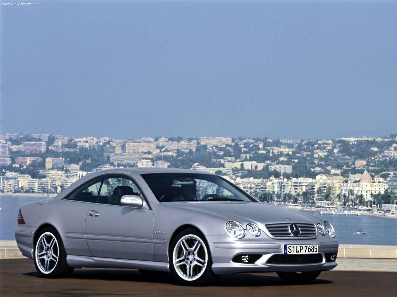 2005 mercedes benz cl class overview cargurus for Mercedes benz coupe 2005