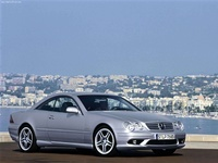 2005 Mercedes-Benz CL-Class Overview