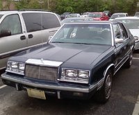 Picture of 1987 Chrysler New Yorker, exterior, gallery_worthy