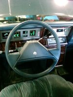 Picture of 1987 Chrysler New Yorker, interior