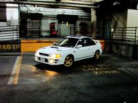 1996 Subaru Impreza, 1999 Subaru Impreza 2 Dr RS AWD Coupe picture, exterior