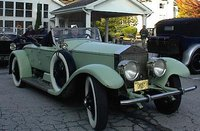 1926 Rolls-Royce Silver Ghost Overview