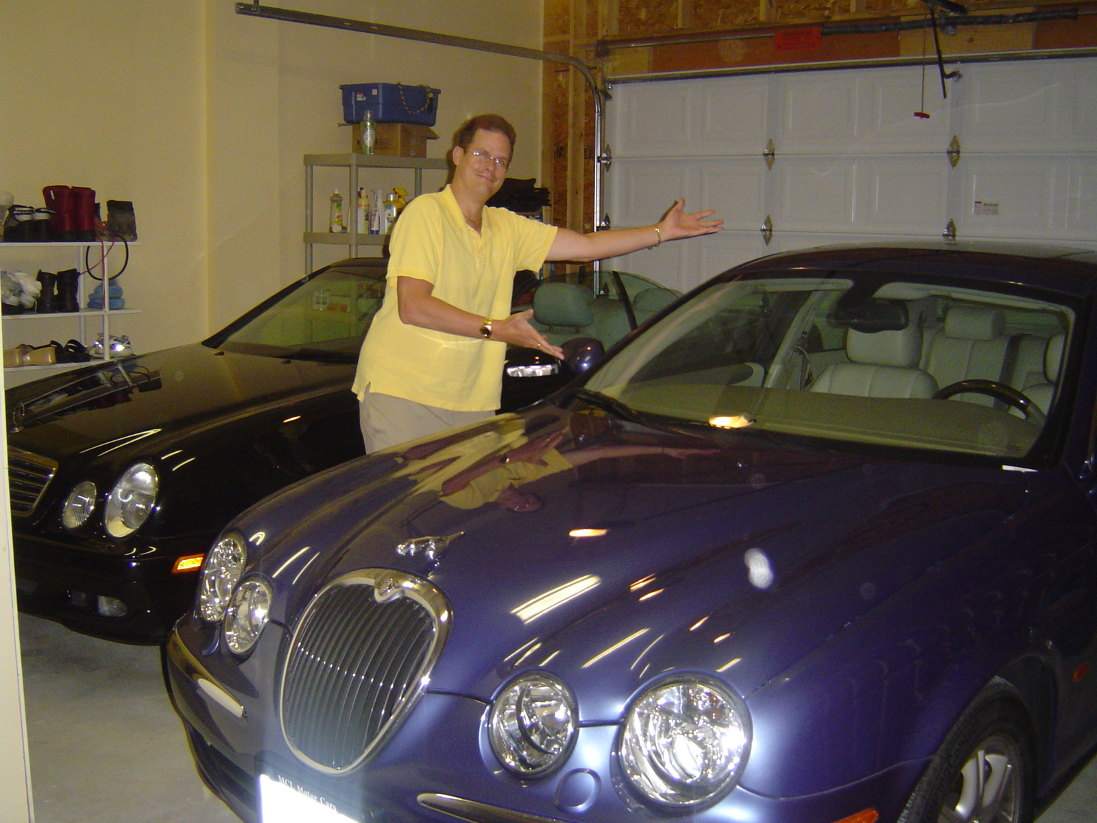 2004 Jaguar S-Type 3.0 picture, exterior