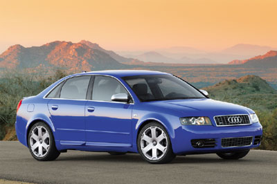 2004 Audi A4 4 Dr 1.8T Turbo Sedan picture