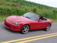 Picture of 2005 Mazda MAZDASPEED MX-5 Miata 2 Dr Grand Touring Turbo Convertible, exterior