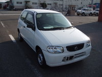 2004 Suzuki Alto Overview