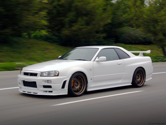 Picture of 2002 Nissan Skyline