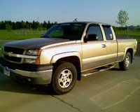 Picture of 2004 Chevrolet Silverado 1500 Z71 Ext Cab Long Bed 4WD, exterior