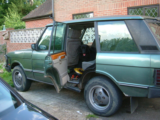 Picture of 1990 Land Rover Range Rover, exterior