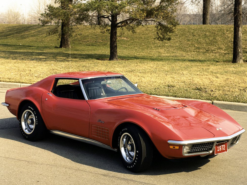 Picture of 1972 Chevrolet Corvette Coupe