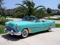 1954 Buick Skylark Overview