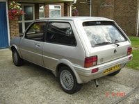1990 MG Metro Overview