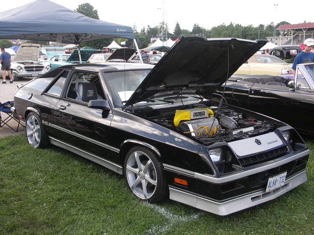 Picture of 1985 Dodge Charger, exterior, engine, gallery_worthy
