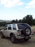 1997 Isuzu Rodeo Overview