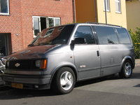 Picture of 1992 Chevrolet Astro CL RWD, exterior, gallery_worthy