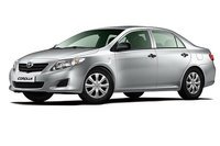 Picture of 2009 Toyota Corolla, exterior, gallery_worthy