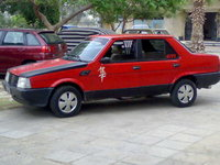 1985 Fiat Regata Overview