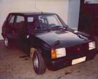 1985 Talbot Samba Overview