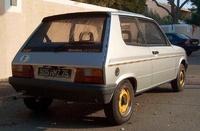 1983 Talbot Samba Overview