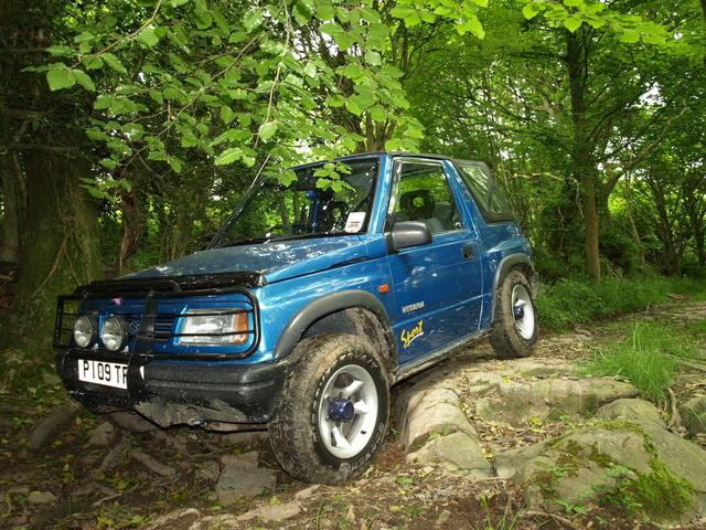 Picture of 1998 Suzuki Sidekick