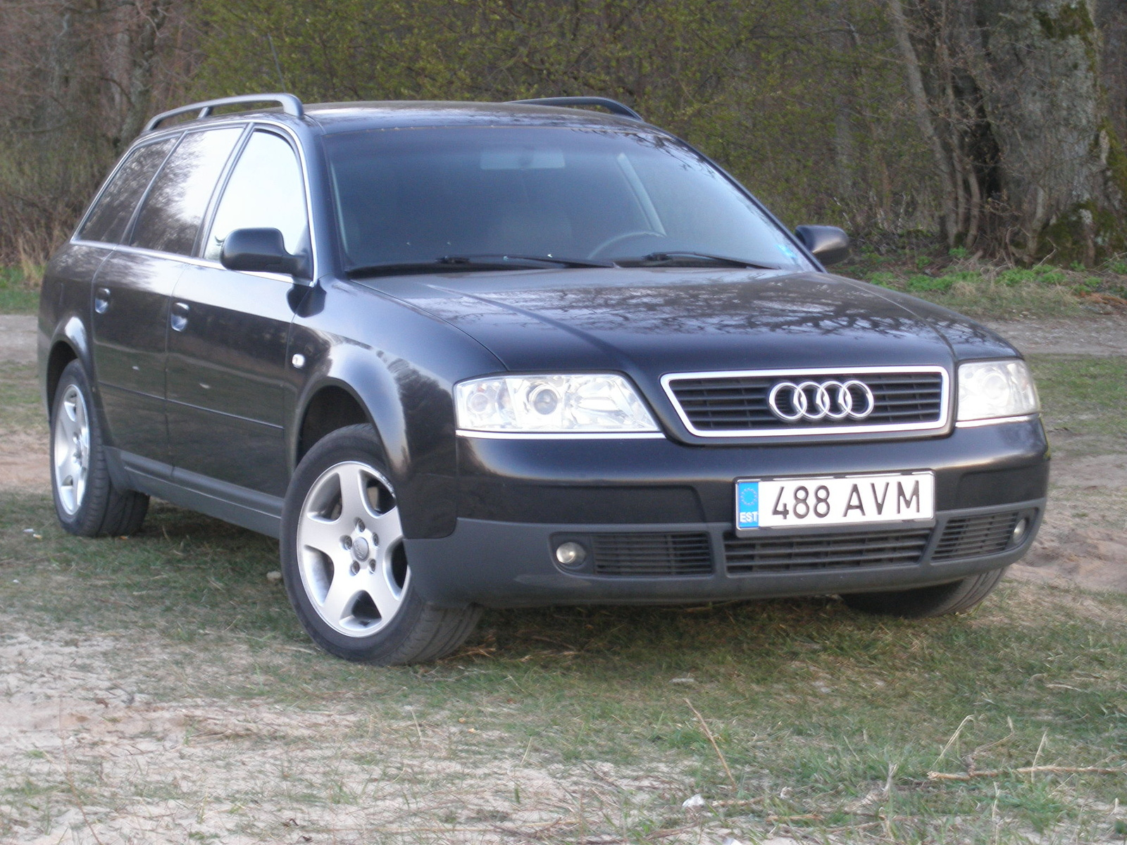 2001 audi a6 avant pictures cargurus. Black Bedroom Furniture Sets. Home Design Ideas