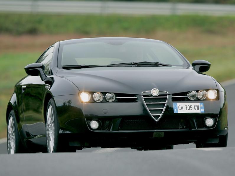 Alfa Romeo Brera Overview CarGurus - Alfa romeo brera for sale usa