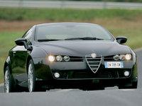 2006 Alfa Romeo Brera Overview