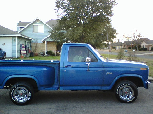 1984 Ford F150 Stepside Autos Post