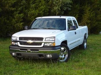 2005 Chevrolet Silverado 1500 SS Ext. Cab Short Bed 2WD picture, exterior