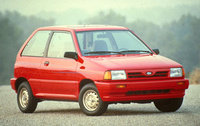 1991 Ford Festiva picture, exterior
