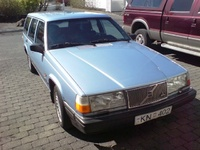 Picture of 1991 Volvo 940 4 Dr GLE Wagon, exterior