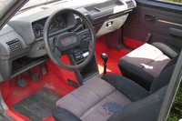 Picture of 1986 Peugeot 205, interior