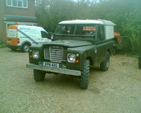 1978 Land Rover Series III Picture Gallery