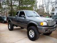 2004 Ford Ranger 4 Dr Edge 4WD Extended Cab SB picture, exterior