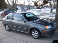 2005 Hyundai Accent GT Hatchback picture, exterior